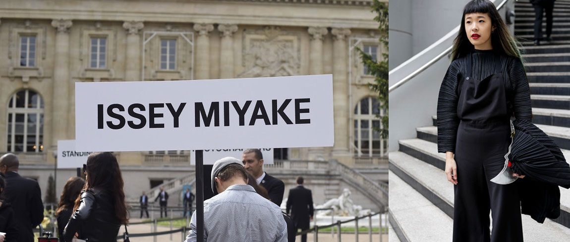 Pleats Please Issey Miyake Collection